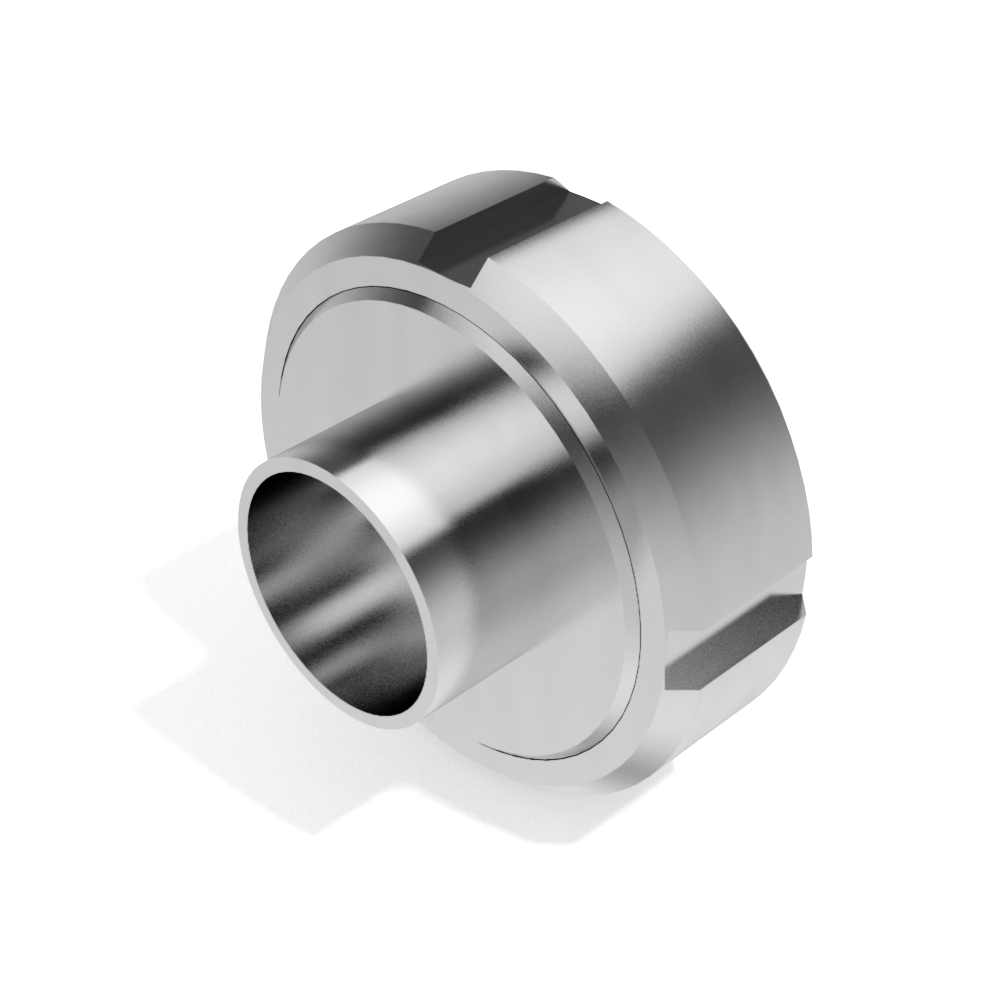 Complete Unions DIN 11851 Hygienic Fittings