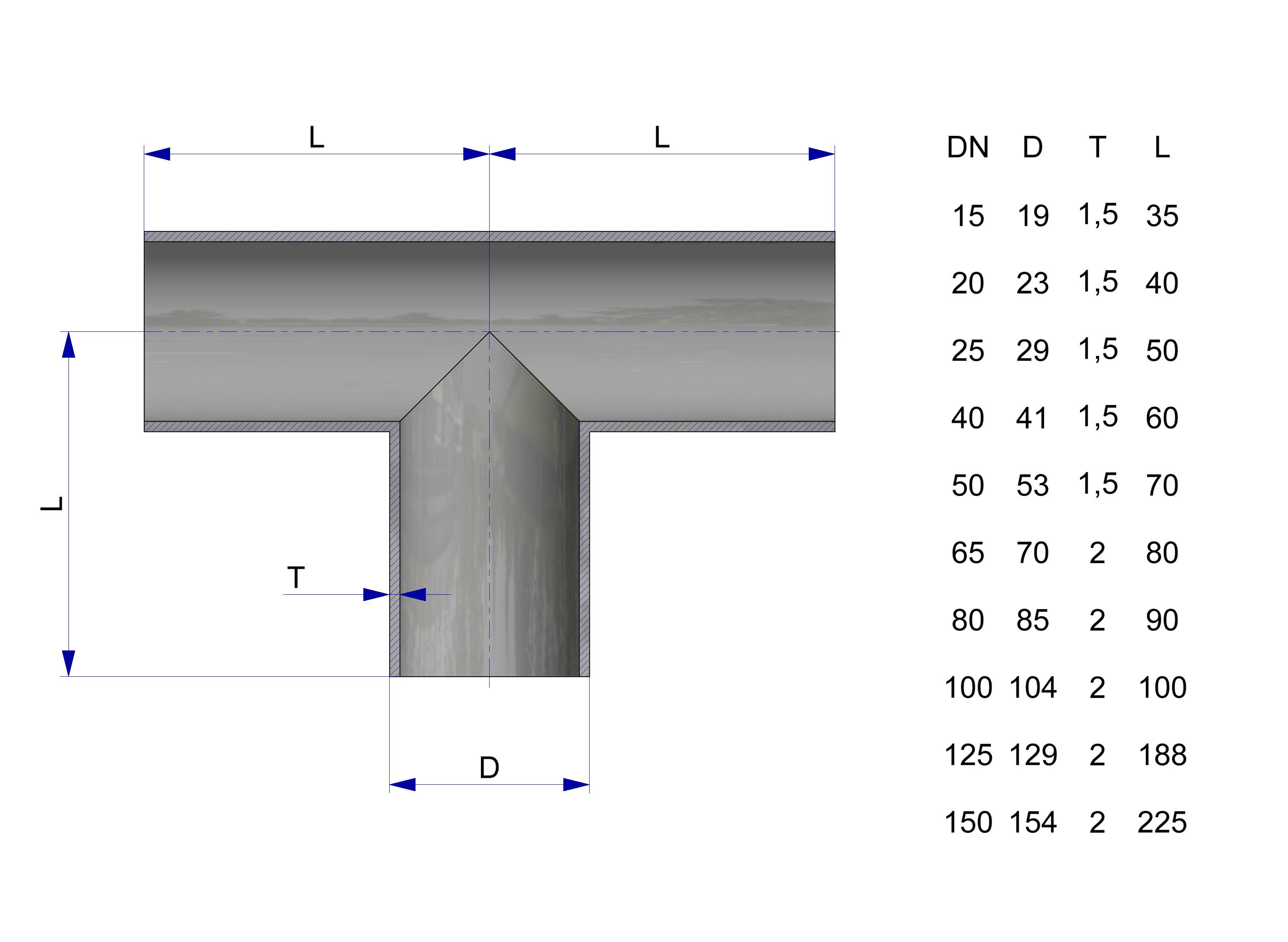 DIN11852-Tee-long-download-dimensions-1a