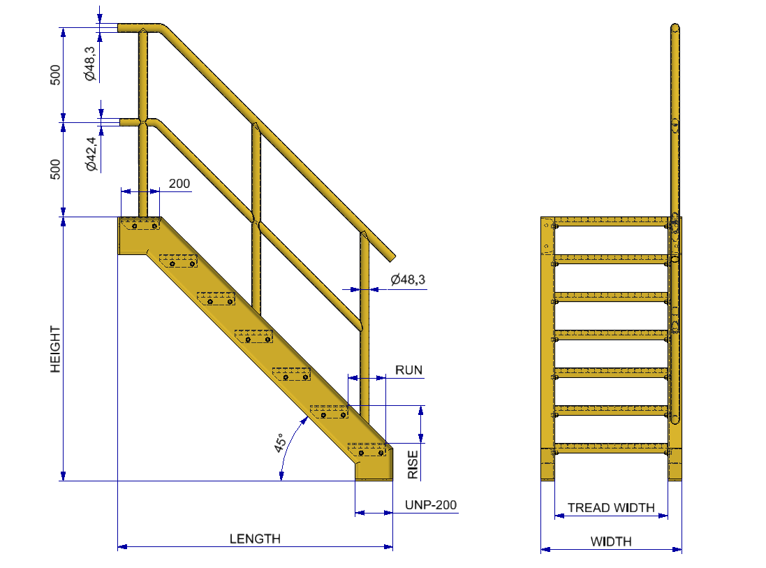 Straight_stairs_grid_steps_dimensions1A
